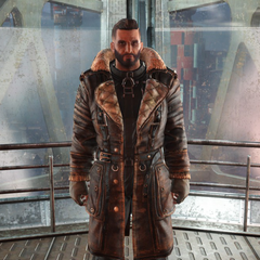 Elder Maxson on the Prydwen