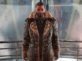 Maxson's battlecoat