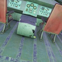 Potential bobblehead location, plane cockpit