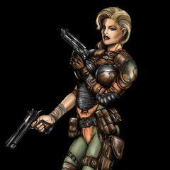 Leather armor concept art (<i><a href=
