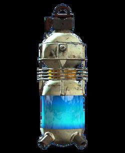Nuka Quantum grenade