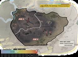 Ash Heap map