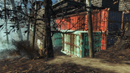 Eliza family bunker