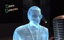 FNVDM Dean Domino Hologram