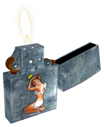 FNV dynamite lighter