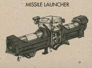 FO3 missile launcher