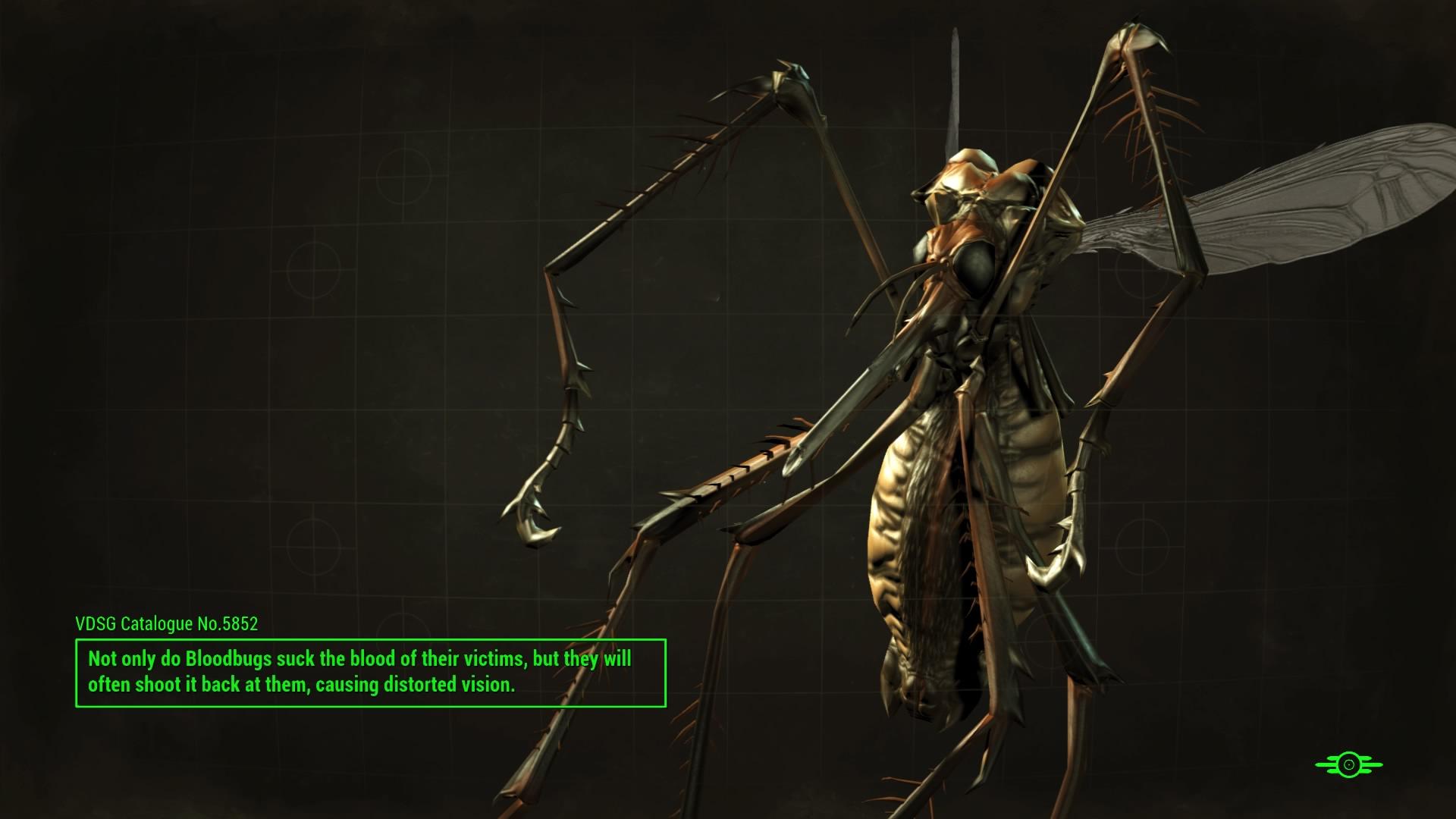 FO4 Bloodbug loading screen