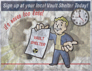 FO4 Vault Shelter Today