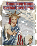 FO4 posters Support our Troops