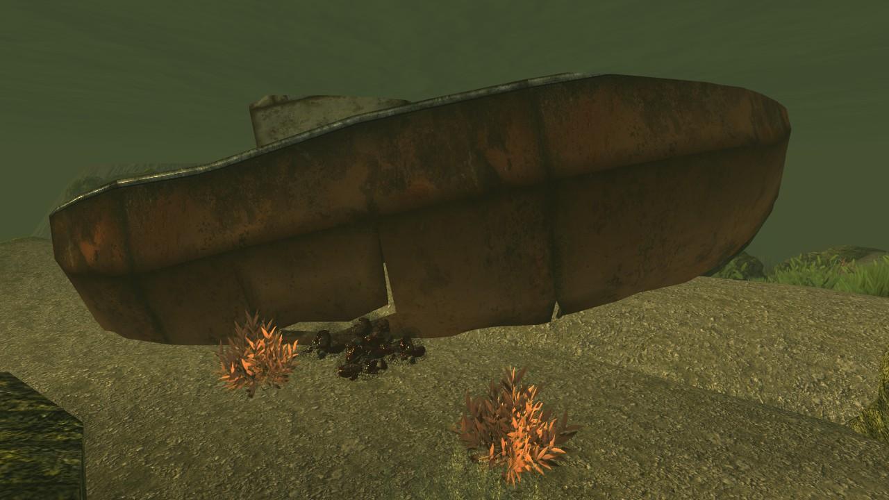 Lake Mead Tug Boat