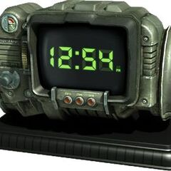 <i>Fallout 3</i> Survival Edition Pip-Boy 3000 Deluxe Chronometer (wrist watch/clock)