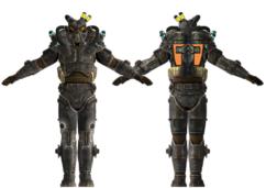 Prototype Remnants Tesla Armor
