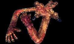 Wendigo colossus rug