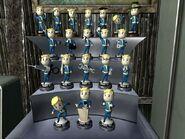 Wszystkie figurki dom w megatonie