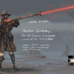 Preston Garvey full profile