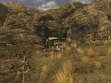 Bradley's shack