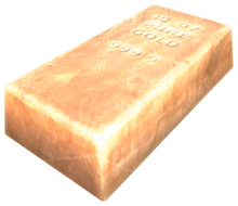 DM Золотий злиток