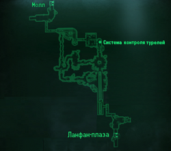FO3 Hazmat disposal site L5 intmap