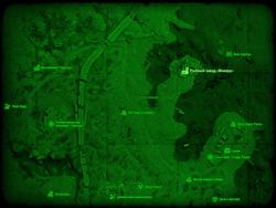 FO4 Рыбный завод «Мэхкра» (карта мира)