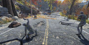 FO76 Scorched Statues