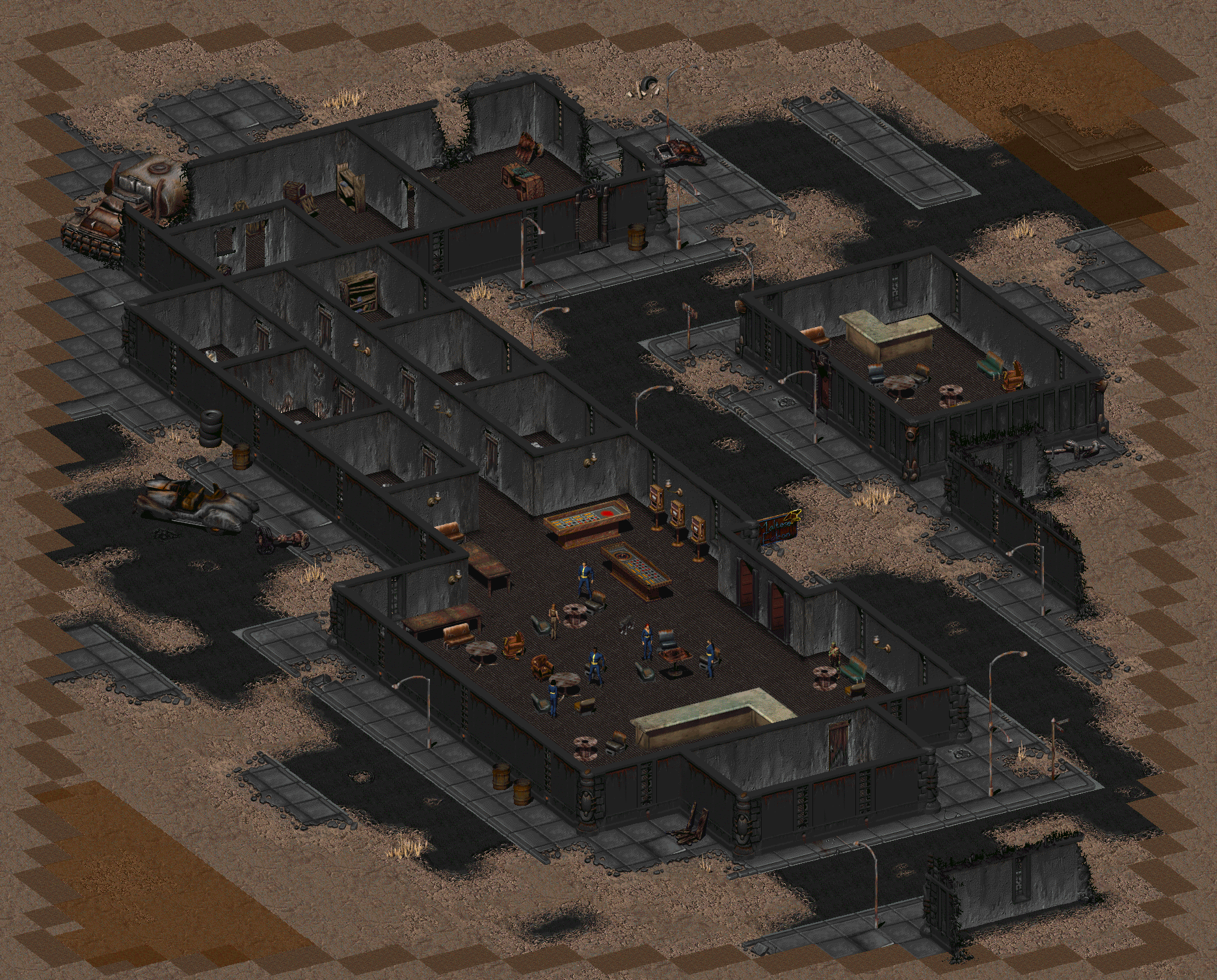 Fallout 2 special encounters | Fallout Wiki | FANDOM powered by Wikia