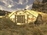 Hidden Valley bunker