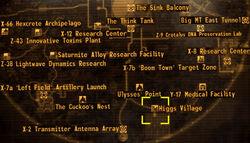 Higgs Village loc