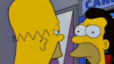 Homer - Shut Up.