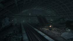 Penn Ave Georgetown Metro