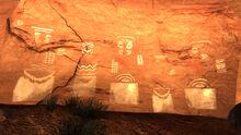 Rock inscriptions SP