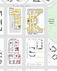 VB DD02 map Police HQ 1