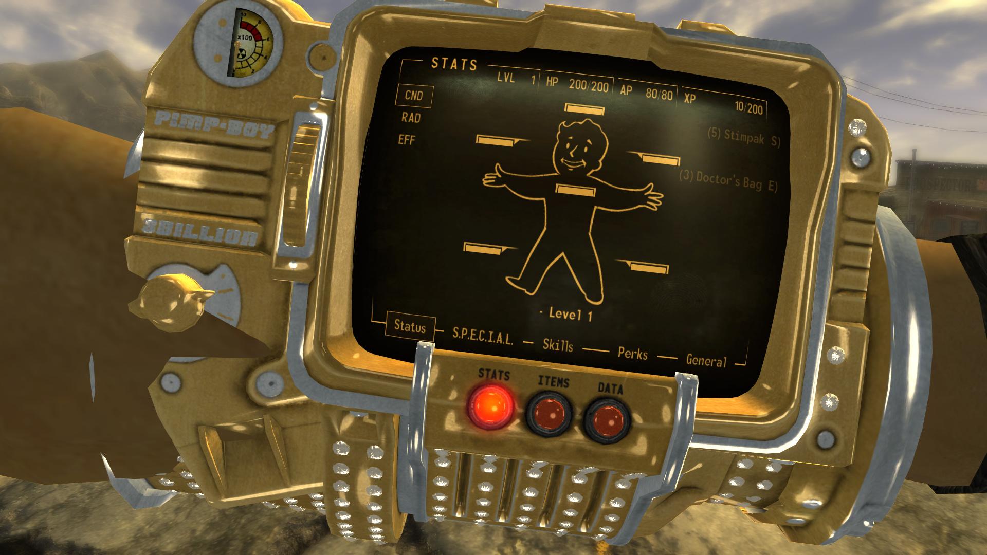 Pimp-Boy 3 Billion | Fallout Wiki | FANDOM powered by Wikia