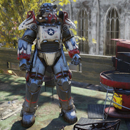 Atx skin powerarmor paint patriot c3