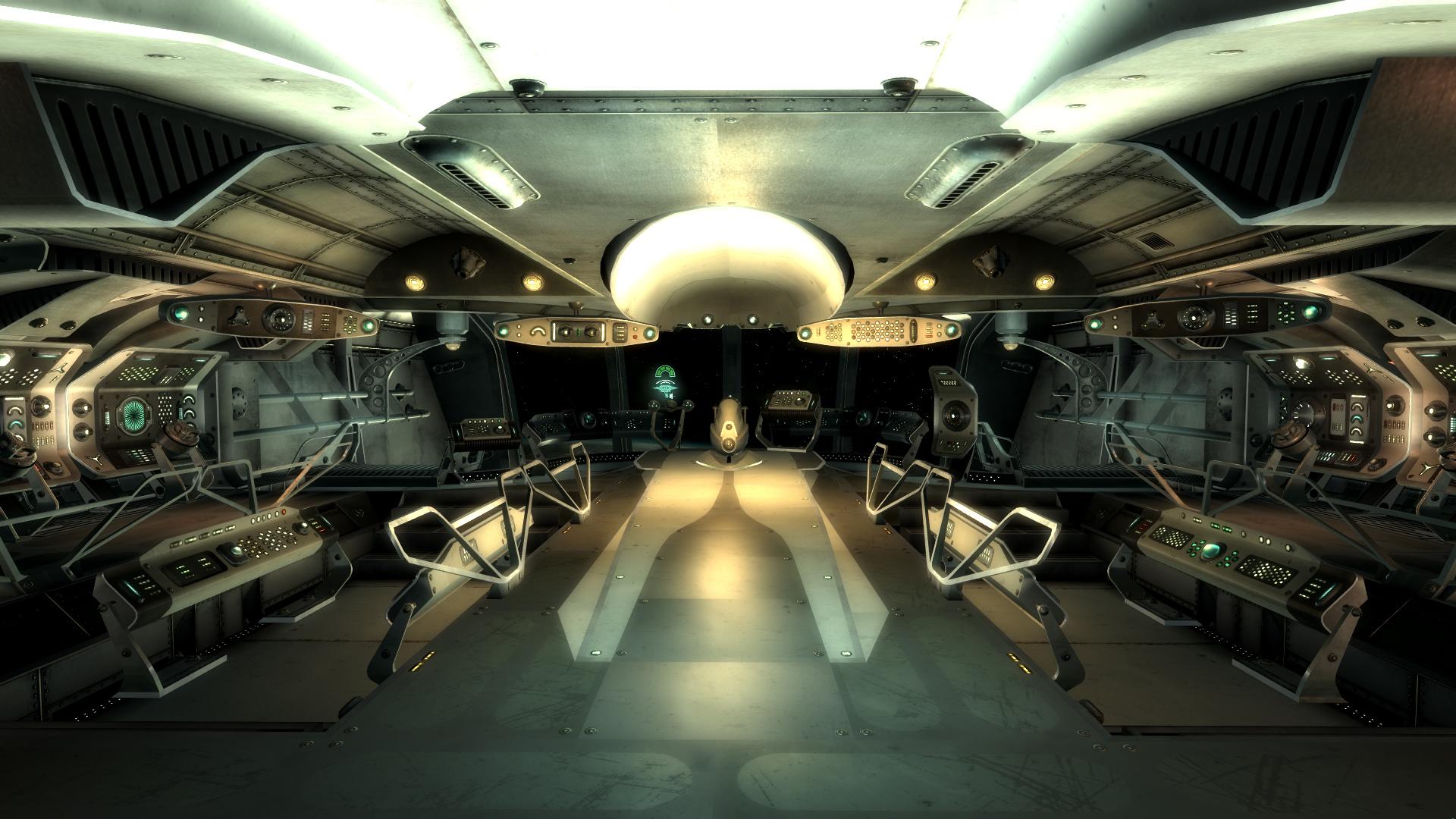 Bridge Bridge Mothership Zeta Fallout Wiki