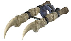Deathclaw gauntlet (Fallout 4)