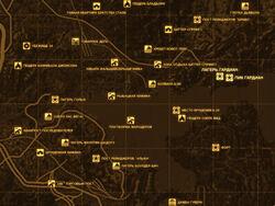 FNV Карта ГАРДИАН