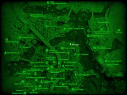 FO4 Коттедж (карта мира)
