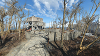 FO4 Croup Manor Property