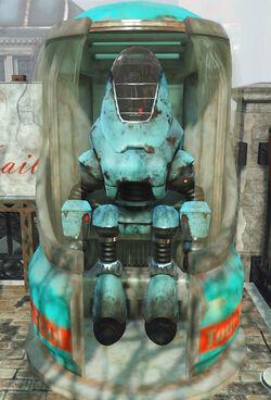 FO4 Tour Bot