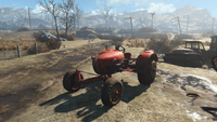 FO4 Tractor Nuka-World