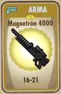 FOS Magnetrón 4000 carta