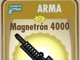 Magnetrón 4000