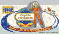 Fo4 Captain Cosmos toy ad