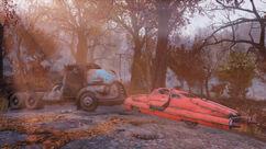 Limousine crash