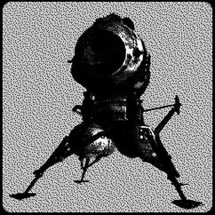 Lunar lander note image