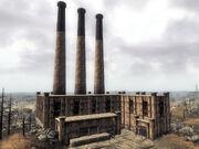 MDPL13 power plant