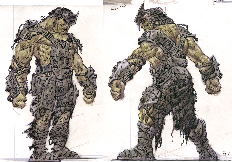 Super mutant master CA1