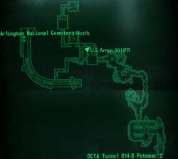 Arlington utility loc map