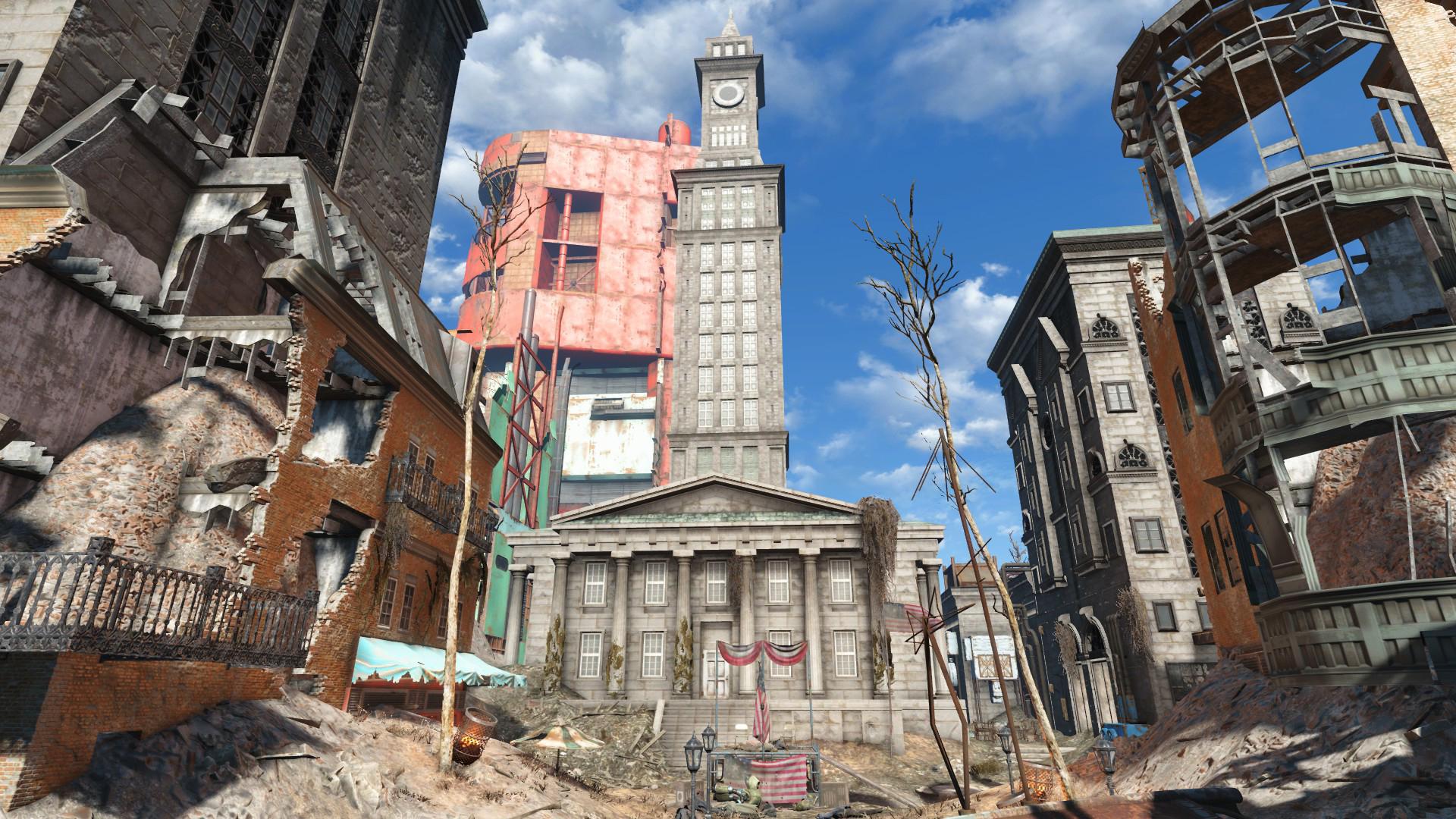 Custom House Tower | Fallout Wiki | FANDOM powered by Wikia