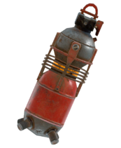 F76WL floater flame grenade